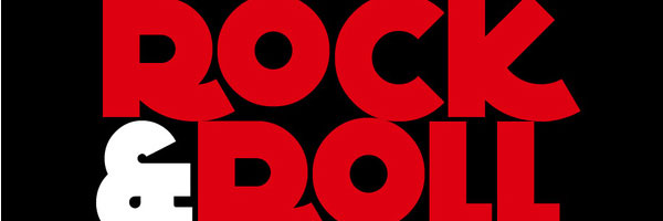 rock n roll font 25 Cool Retro Fonts For Designers
