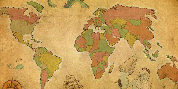 ancient map 20 Free Files Of Vector Maps