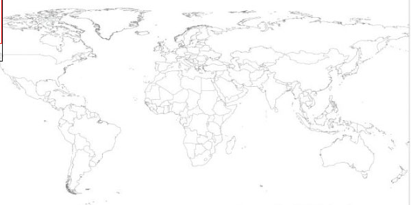 free vector worldmap 20 Free Files Of Vector Maps