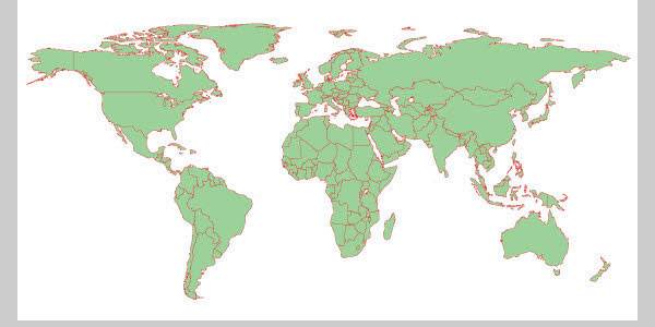 map all countries free vector 20 Free Files Of Vector Maps