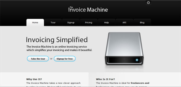 Invoice Machine