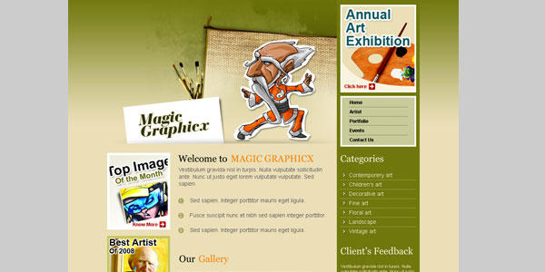 Magic Graphicx