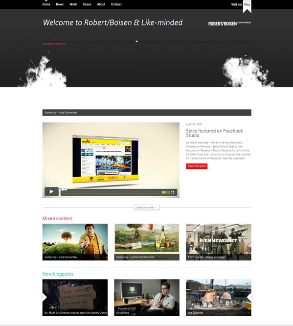 rblm 20 Excellent Website Layouts Ideas