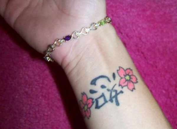 forgivness 50 Splendiferous Wrist Tattoos