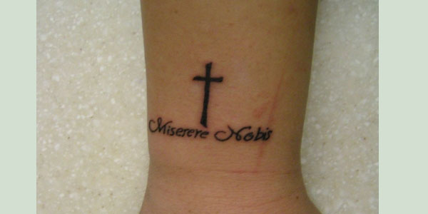 jesus tattoo 50 Splendiferous Wrist Tattoos