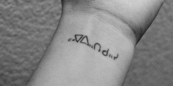 wrist identification 50 Splendiferous Wrist Tattoos