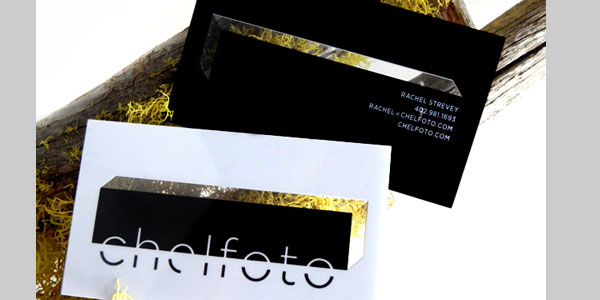 Chelfoto Business Card