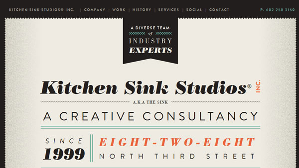 25 Excellent Examples Of Capital Letters In Web Design