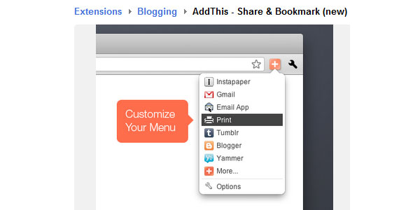 addthis 25 Best Chrome Extensions For Everyone