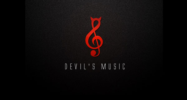 devils s music 25 Cool Logo Designs Which Are Sure To Inspire You