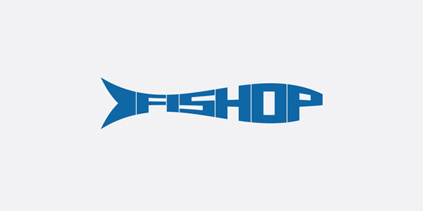 fishop 25 Cool Logo Designs Which Are Sure To Inspire You