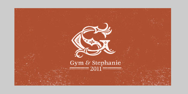 gym and stephanie 25 Cool Logo Designs Which Are Sure To Inspire You