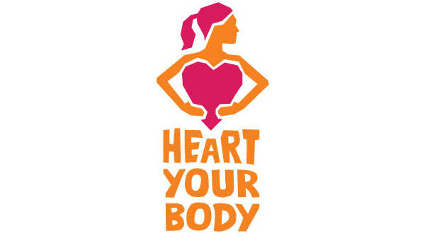 heart your body 25 Cool Logo Designs Which Are Sure To Inspire You