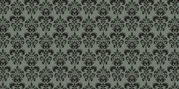 charcoal demas 15 Damask Pattern Collection
