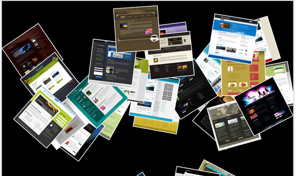 thumbnail spread 25 Awesome Flash Website Templates
