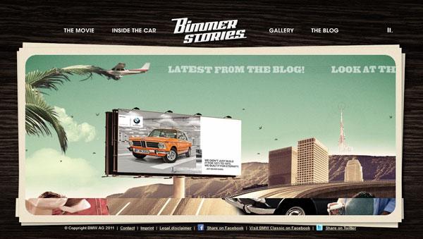 Bimmer Stories
