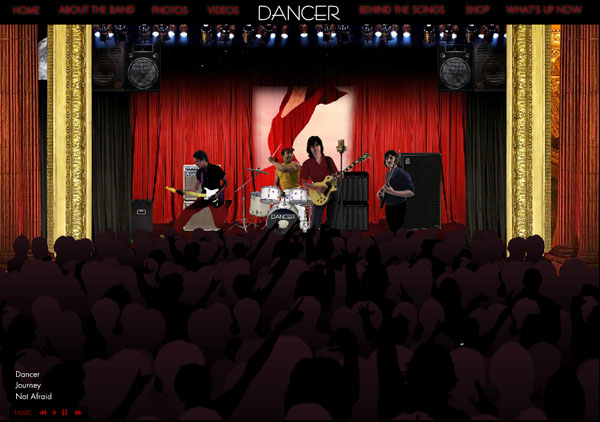 Dancer the band