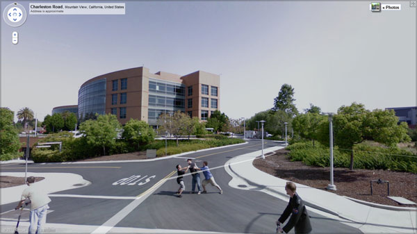google headquarters 20 Great Google Maps Street Views