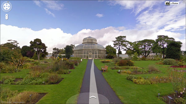 palm house 20 Great Google Maps Street Views