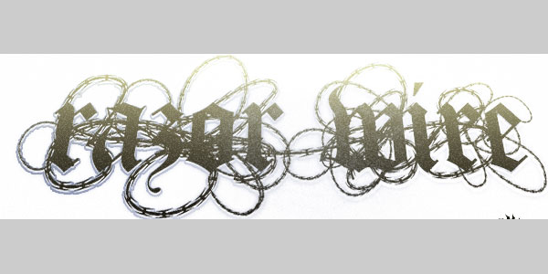 Razor Wire Brush For AI