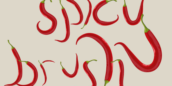 Spicy Brush for Illustrator