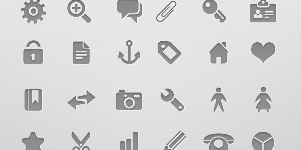 30 Free Vector Icons