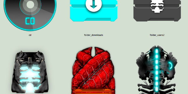 Dead Space Icons