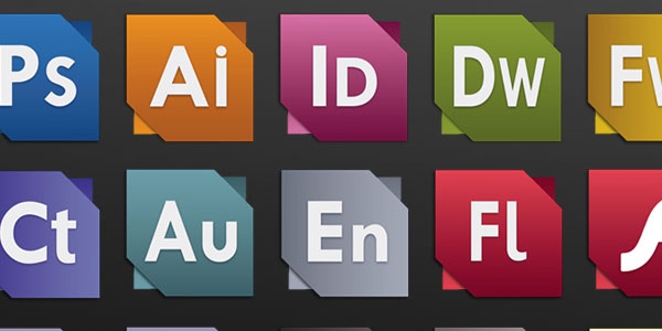 Adobe Icons Collection