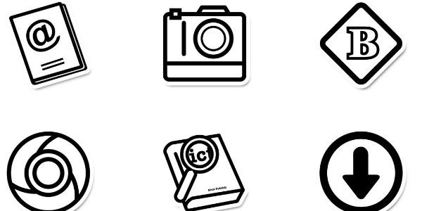 mac application icons 25 Cool MAC Icons