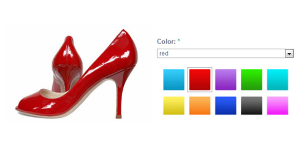 25 color swatches 25 Essential Magento Extensions For Your E Commerce Store