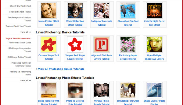 photoshopessentials 15 Best Resources For Learning Photoshop Online