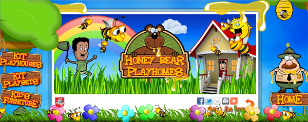 Honey Bear Playhomes