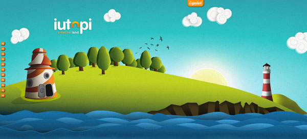 iutopi 20 Mind Blowing Websites With Parallax Scrolling