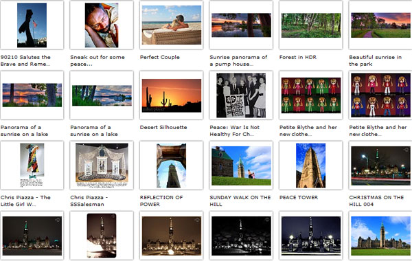 fotki 20 Top Photography Websites