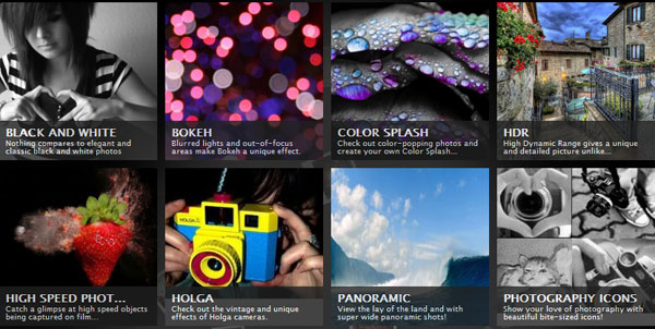 photobucket 20 Top Photography Websites