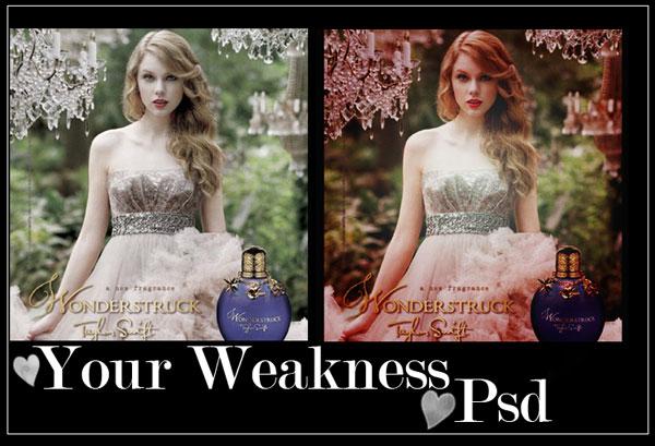 Weakness Psd