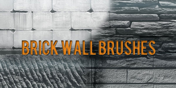 Brick Wall Free Brushes
