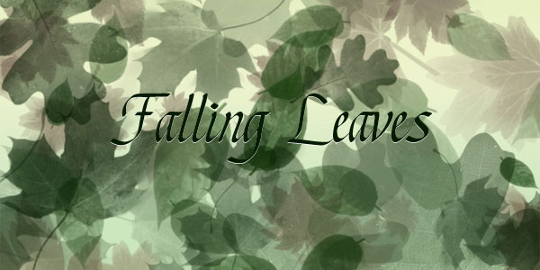 Falling Leaves Brushes
