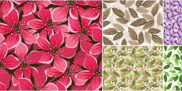 seamless floral backgrounds 20 Great Seamless Backgrounds