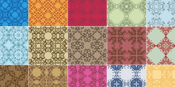 seamless pattern 20 Great Seamless Backgrounds