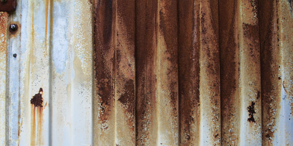 10 Colorful and Peeling Rust Textures