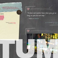 40 Awesome Tumblr Themes