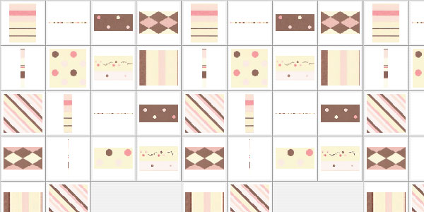 Pink Pattern Pack