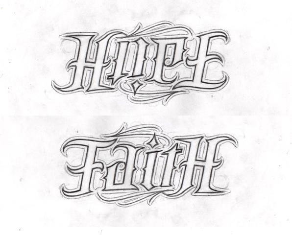 15 Top Ambigram Tattoos