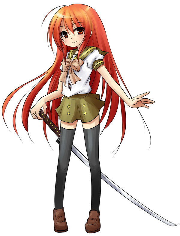 shana 20 Cute Anime Girls