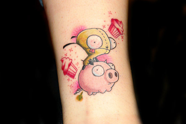 Gir Tattoo