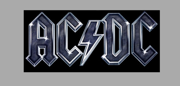 acdc 20 Cool Band Logos