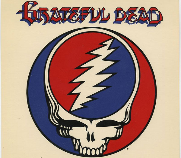 grateful dead 20 Cool Band Logos
