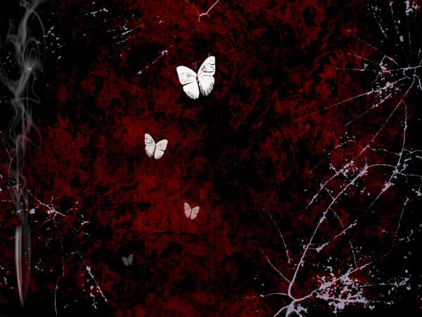 bullet butterfly wallpaper 20 Top Black Background Wallpapers