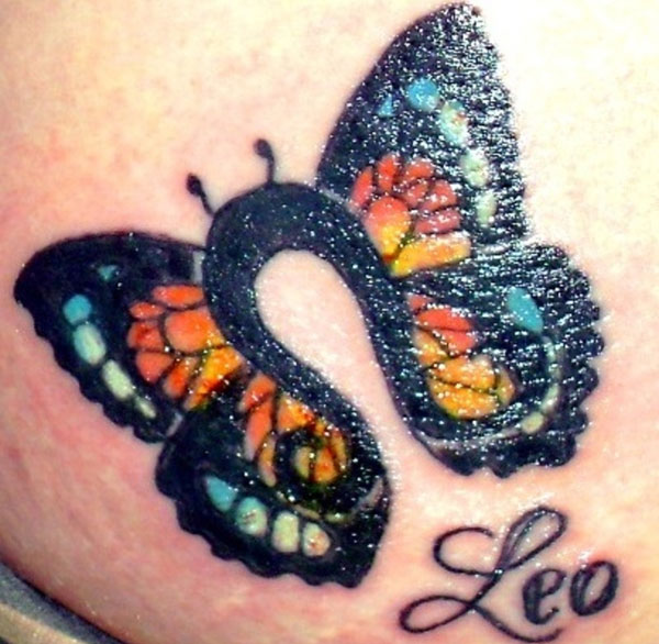 beautiful butterfly tattoo 20 Sweet Designs For Butterfly Tattoos